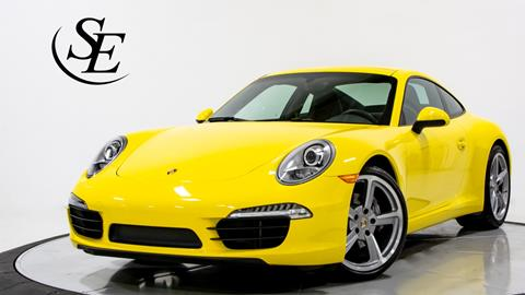 2012 Porsche 911 for sale in Pompano Beach, FL