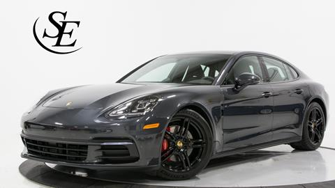 2017 Porsche Panamera for sale in Pompano Beach, FL