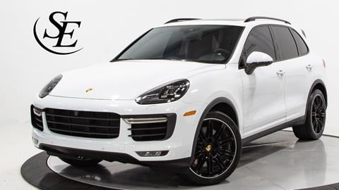 2018 Porsche Cayenne for sale in Pompano Beach, FL
