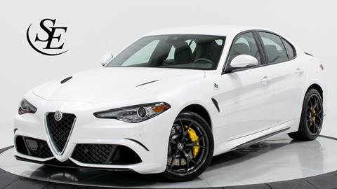2019 Alfa Romeo Giulia Quadrifoglio for sale in Pompano Beach, FL