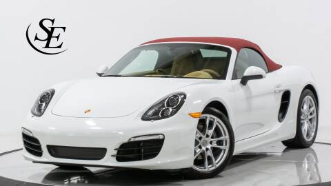 2016 Porsche Boxster for sale in Pompano Beach, FL