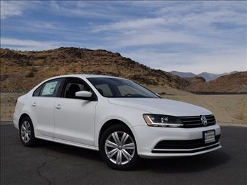 2017 Volkswagen Jetta for sale in Cathedral City, CA
