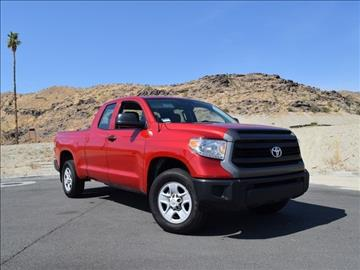 2017 Toyota Tundra for sale in Cathedral City, CA