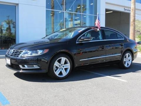 2015 Volkswagen CC for sale in Cathedral City CA