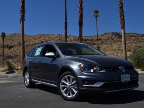 2017 Volkswagen Golf Alltrack for sale in Cathedral City, CA