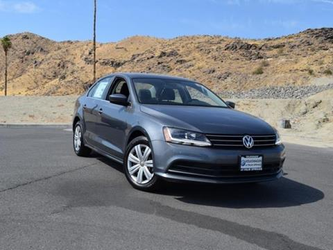 2017 Volkswagen Jetta for sale in Cathedral City CA