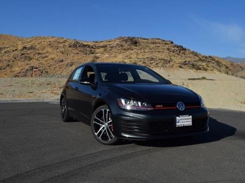 2017 Volkswagen Golf GTI for sale in Cathedral City CA