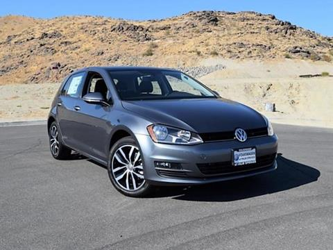 2017 Volkswagen Golf for sale in Cathedral City, CA