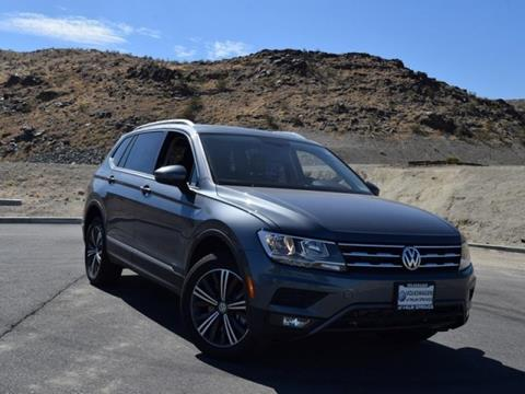 2018 Volkswagen Tiguan for sale in Cathedral City CA