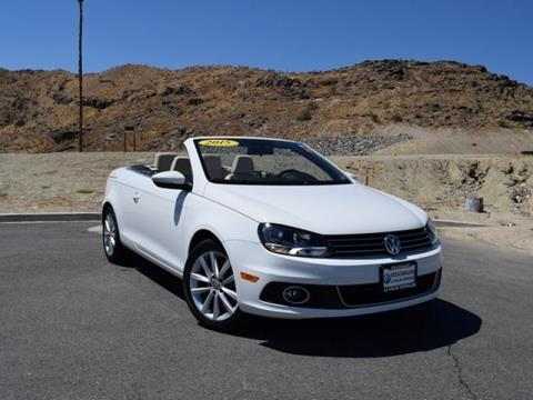 2015 Volkswagen Eos for sale in Cathedral City CA