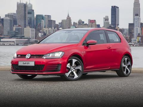 2017 Volkswagen Golf GTI for sale in Cathedral City, CA