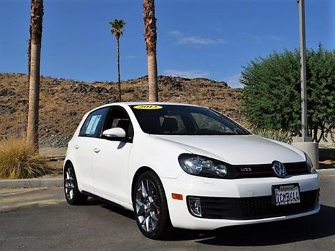 2013 Volkswagen GTI for sale in Cathedral City, CA
