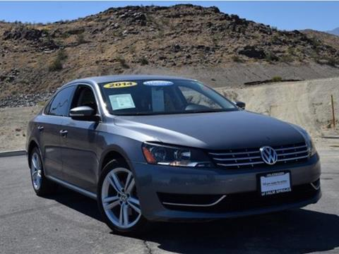 2014 Volkswagen Passat for sale in Cathedral City CA