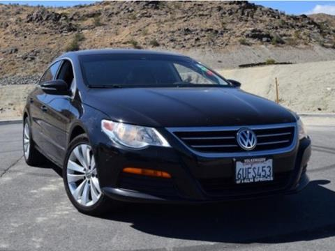 2012 Volkswagen CC for sale in Cathedral City CA