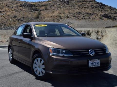 2015 Volkswagen Jetta for sale in Cathedral City CA
