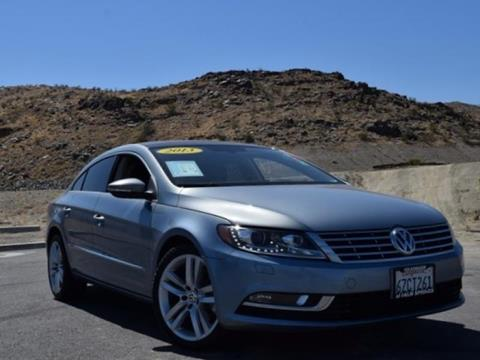 2013 Volkswagen CC for sale in Cathedral City, CA