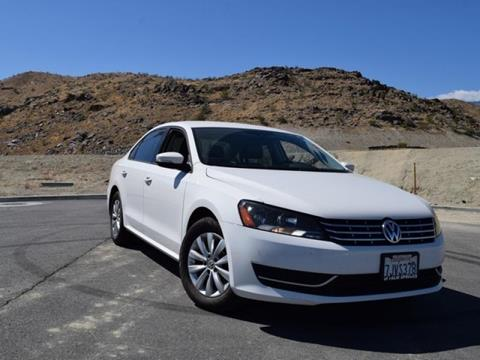 2015 Volkswagen Passat for sale in Cathedral City, CA
