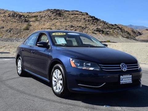 2014 Volkswagen Passat for sale in Cathedral City, CA