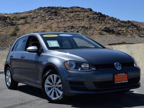 2015 Volkswagen Golf for sale in Cathedral City CA