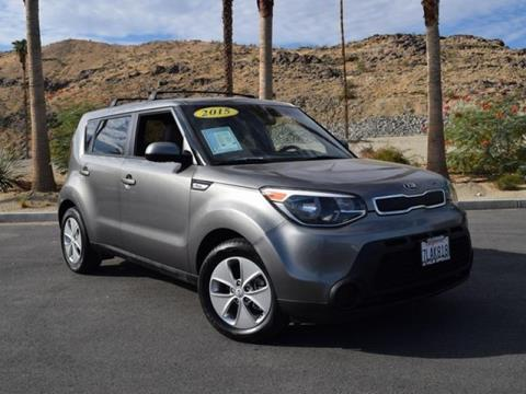 2015 Kia Soul for sale in Cathedral City CA
