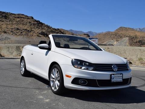 2014 Volkswagen Eos for sale in Cathedral City CA