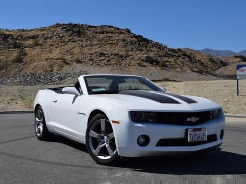 2011 Chevrolet Camaro for sale in Cathedral City, CA