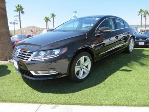 2016 Volkswagen CC for sale in Cathedral City, CA