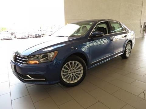 2016 Volkswagen Passat for sale in Cathedral City, CA