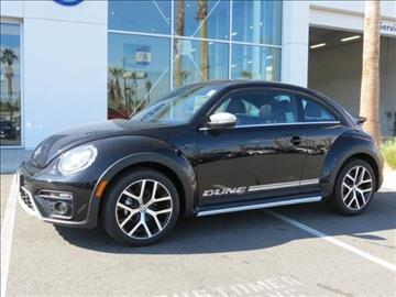 2017 Volkswagen Beetle for sale in Cathedral City, CA