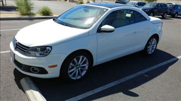 2015 Volkswagen Eos for sale in Cathedral City, CA