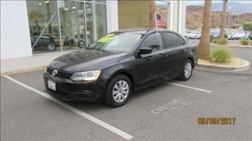 2014 Volkswagen Jetta for sale in Cathedral City, CA