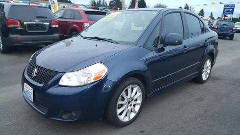 2008 Suzuki SX4 for sale in Kent, WA