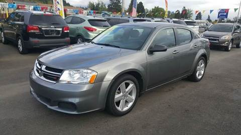 2013 Dodge Avenger for sale in Kent, WA