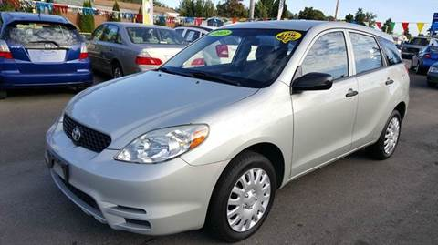 2003 Toyota Matrix for sale in Kent, WA