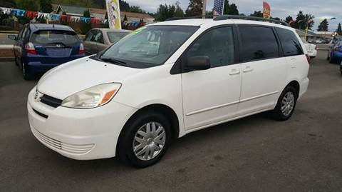 2005 Toyota Sienna for sale in Kent, WA