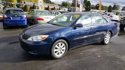 2002 Toyota Camry for sale in Kent, WA