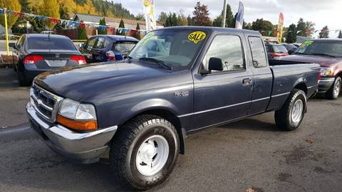 2000 Ford Ranger for sale in Kent, WA