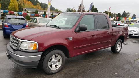 2003 Ford F-150 for sale in Kent, WA