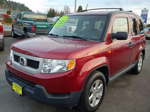 2011 Honda Element for sale in Kent, WA