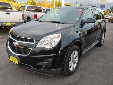 2011 Chevrolet Equinox for sale in Kent, WA