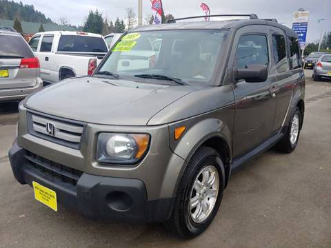 2007 Honda Element for sale at KENT GRAND AUTO SALES LLC in Kent WA