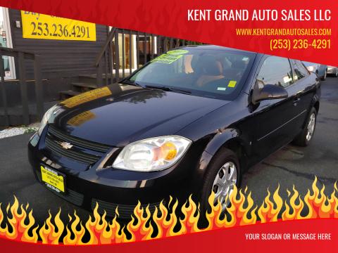 2007 Chevrolet Cobalt for sale at KENT GRAND AUTO SALES LLC in Kent WA