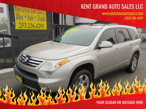 2007 Suzuki XL7 for sale at KENT GRAND AUTO SALES LLC in Kent WA