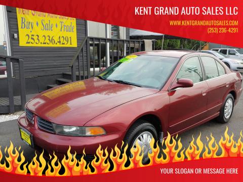 2003 Mitsubishi Galant for sale at KENT GRAND AUTO SALES LLC in Kent WA