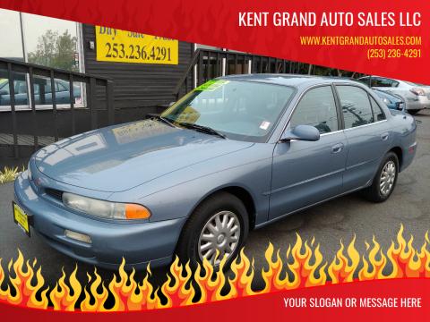 1994 Mitsubishi Galant for sale at KENT GRAND AUTO SALES LLC in Kent WA