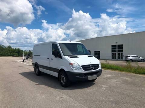 2013 Mercedes-Benz Sprinter Cargo for sale in North Port, FL