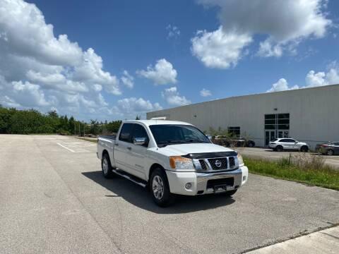 2011 Nissan Titan for sale at Prestige Auto of South Florida in North Port FL