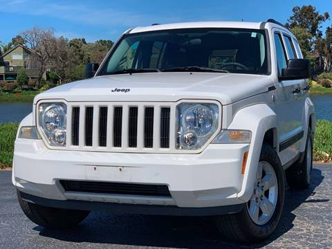 2010 Jeep Liberty for sale in San Mateo, CA