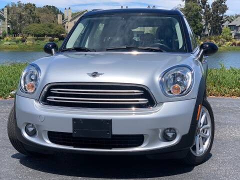 2015 MINI Countryman for sale at Continental Car Sales in San Mateo CA