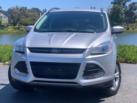 2015 Ford Escape for sale at Continental Car Sales in San Mateo CA